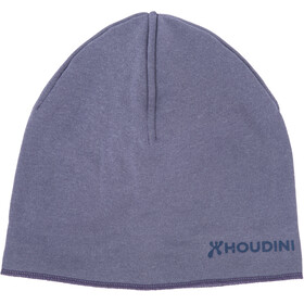 Houdini Toasty Top Heather Hat Greystone Purple